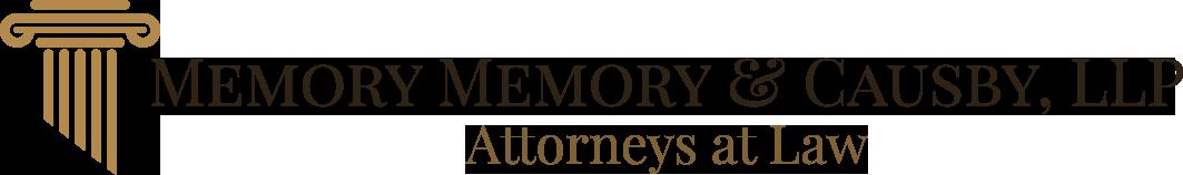Memory Memory & Causby logo